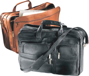 leather briefcase, carryon, carrybag, leather and vinyl, factory direct, price