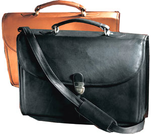 leather laptop briefcase, leather briefcase, bag, briefcase, leather, leather and vinyl