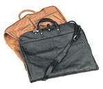 quality leather garment cover, leather garment cover, garment cover