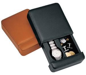 jewelry box, watch box, leather accessories, jewelry