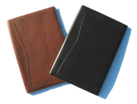 premium grain leather, leather legal holder, pad holder, leather legal size