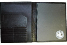 letter size journal, leather journals, quality leather
