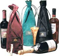 leather and vinyl products, save, retail, artwork,submission, wine carrier