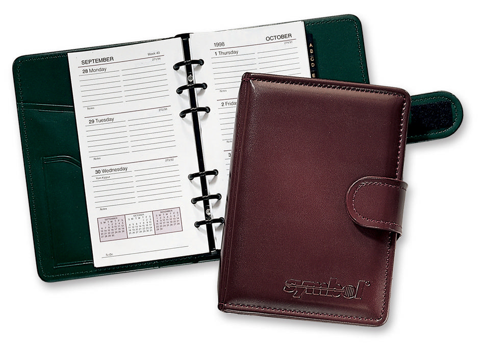 Leather Planners Calendars Day Planners And Calendar